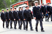 CC Firemen's Dress Parade