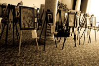 Art Show at The Bluffs